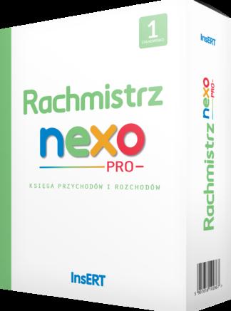 Rachmistrz_nexo_PRO_1_stanowisko_pudelko_dsgsoftware