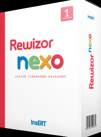 Rewizor_nexo_1_stanowisko_pudelko_dsgsoftware