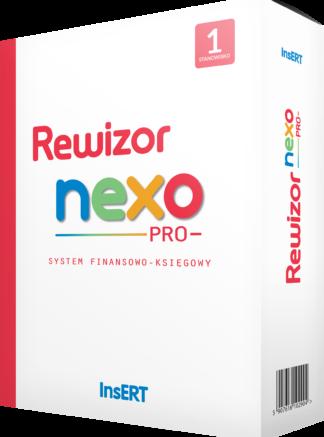 Rewizor_nexo_PRO_1_stanowisko_pudelko_dsgsoftware