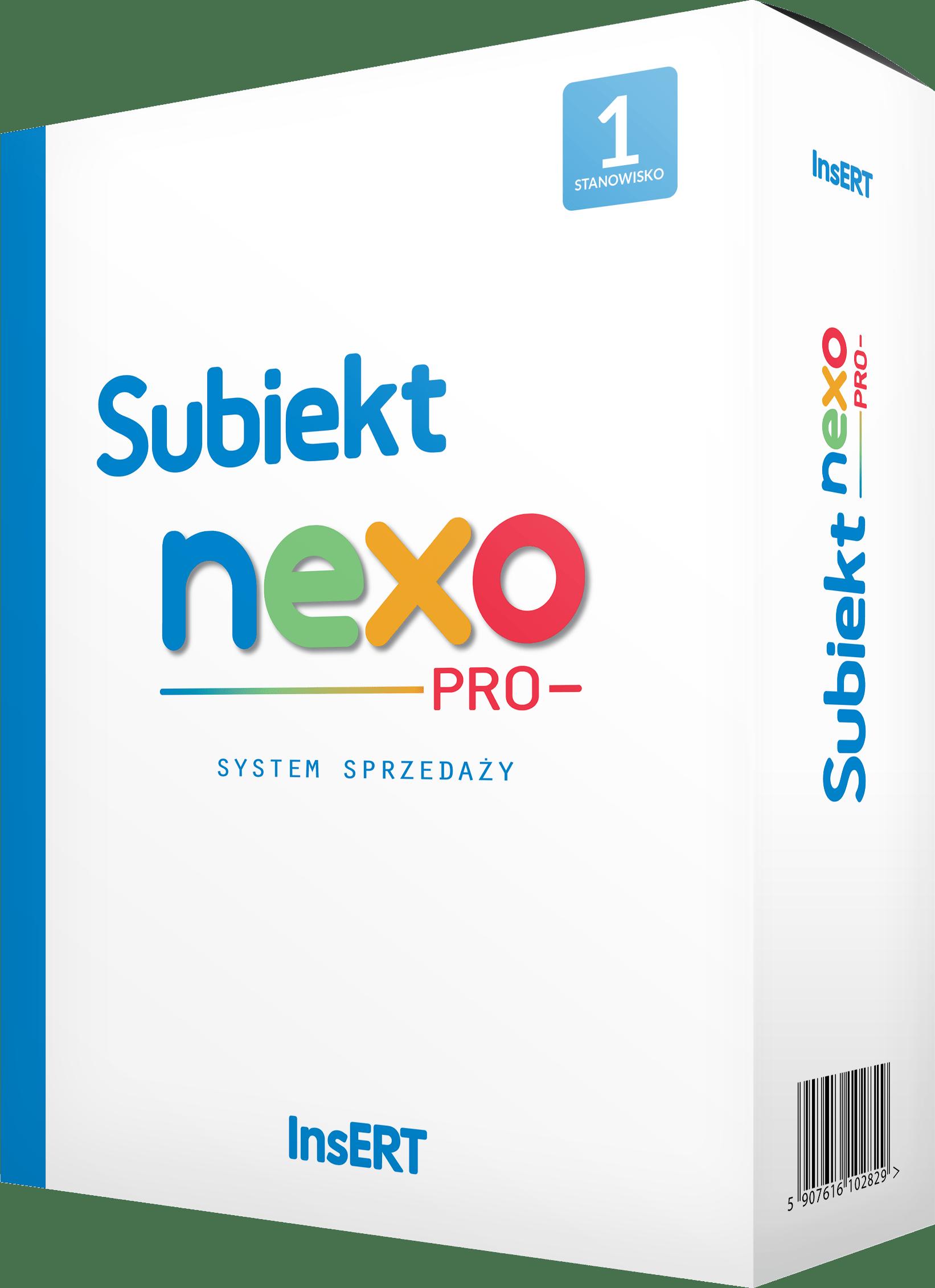 Subiekt_nexo_PRO_1_stanowisko_pudelko_dsgsoftware