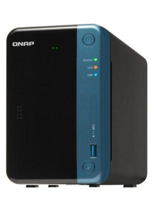 QNAP TS-253Be-4G_front dsg software