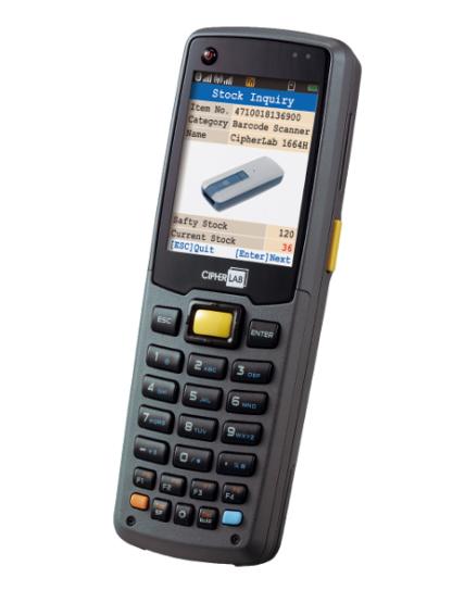 Cipherlab CPT 8600 Laser dsg centrum