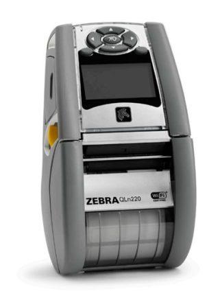 mobilna drukarka etykiet zebra qln220 dsg centrum