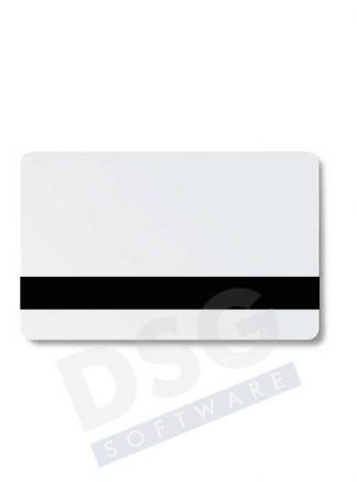 Karta biała pvc LoCo HiCo